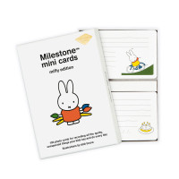Milestone - Mini Cards (Miffy Edition)