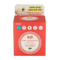B&B tooth tissues for Baby & Toddler, 30p (Buy 1 get 1 FREE)