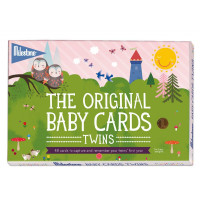Milestone - The Original Baby Cards *Twins*