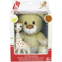 Sophie the Giraffe - Sophie set (Gabin the bear)