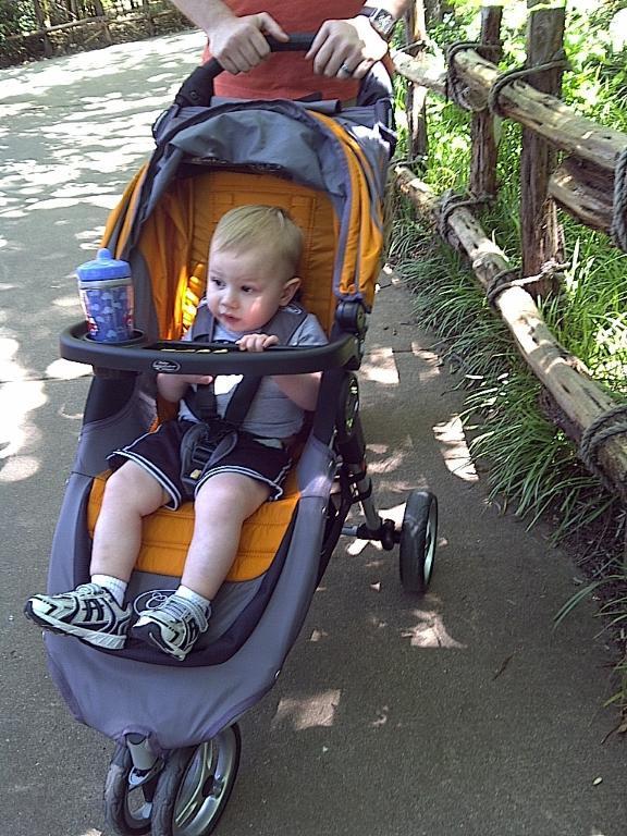 Baby Jogger City Series Child Tray