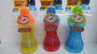 Nuby - No-spill Clik-it Flip™ Cup, 12oz/360ml (3 Colours)