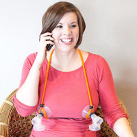 Simplicity - Hands Free Pumping Bra Kit (13 Colours)