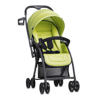 Joovy - Balloon Single Stroller, green color with Free Gift