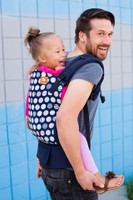 Tula Toddler Carrier - Trendsetter Navy