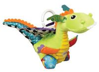 Lamaze - Clip & Go, Flip Flap Dragon