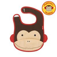 Skip Hop - Zoo Tuck Away Bib