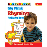Letterland - My First Rhyming Activity Book
