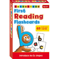 Letterland - First Reading (FlashCards)
