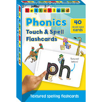 Letterland - Phonics Touch & Spell (FlashCards)
