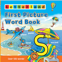 Letterland - First Picture Word Book