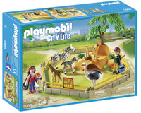 Playmobil - Wild Animal Enclosure Playset