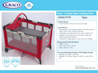 Graco - Pack 'n Play On The Go Playard, Typo