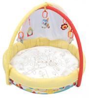 Lucky Baby - Baby Mosquito Net Pool Mat, Dodo & Kiki Owl (621479)