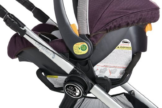 Baby Jogger City Select Car Seat Adapter For Multi Model 1967361