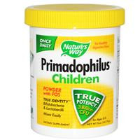 Nature's Way - Primadophilus Children, 5oz