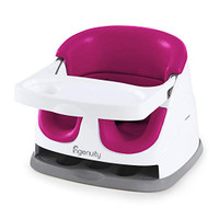 Ingenuity - Baby Base 2 in 1 Booster Seat (5 Colours) New version