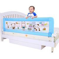 BabyBBZ - Bedside Anti-Fall Netting, Blue Bear 1.8m, thin (BBZ-815)