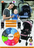 Capella - Coni Premium Travel System Stroller S230F - 17
