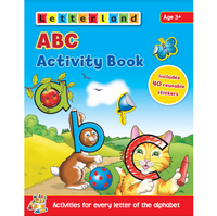 Letterland - ABC Activity Book