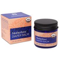 Motherlove Diaper Balm, 1oz/29.5ml (Exp date: 02/2022)