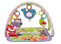 Fisher Price - 3in1 Musical Activity Gym, Woodland Friends