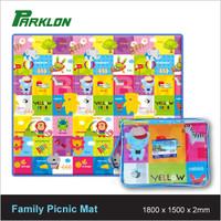 Parlon - Picnic mat, Yellow Bear