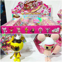 Tokidoki Donutella and her Sweet Friends, Series 2 (1 blind box)
