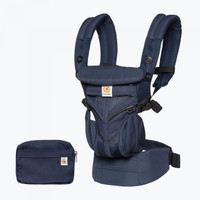 Ergobaby - Omni 360 Baby Carrier All-In-One Cool Air Mesh, Midnight Blue