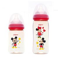 Pigeon - SofTouch PPSU Wide-Neck Nursing Bottle Disney (160ml/240ml)