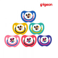 Pigeon - Calming Soother Mickey/Minnie Mouse Series, 3 Sizes