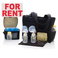 RENT - Medela Pump in Style Advanced On The Go Tote