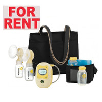 RENT - Medela Freestyle Breast Pump