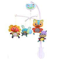 Biba Toys - Wind Up Musical Mobile, Secret Jungle (BB1864)