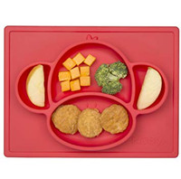 Nuby - Sure Grip Mini Silicone Placemats (3 designs)