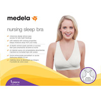 Medela Nursing Sleep Bra - White