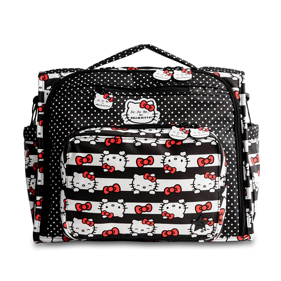 Ju-Ju-Be Fuel Cell Hello Kitty Dots and Stripes