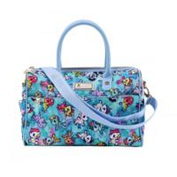 Tokidoki Watercolour Paradise Bowler Bag (Free one unicorno series 6 blind box)