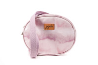 Ju-Ju-Be Rose Quartz Freedom Fanny Pack  (Free hss coin purse)