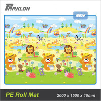 Parklon - PE Roll Mat HB Honey Pot (2000 x 1500 x 10mm)