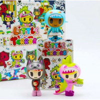 Tokidoki Little Terrors Blind Box - 1 Carton (12pc)