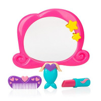 Nuby - Mermaid Mirror Set
