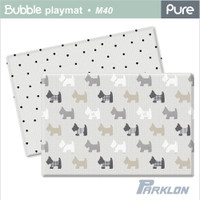 Parklon - PURE Bubble Modern Terrier , 1900 x 1300 x 40mm (M40)