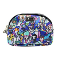 Tokidoki Crystal Kingdom - Cosmetic Case