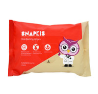 Snapkis Disinfecting Wipes, 20pcs (Exp Oct 2021)