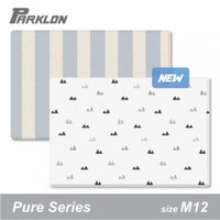 Parklon PURE Blanco Blue Stripe,  1900 x 1300 x 12mm (M12) NEW
