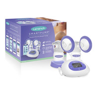Lansinoh SmartPump Double Electric Breast Pump with Bluetooth and App