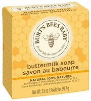 Burt's Bees Baby Buttermilk Soap, 100% Natural (3.5oz)