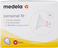 Medela PersonalFit 2 Breastshields With Box Packaging (Made In Switzerland)