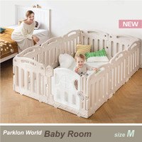 Parklon World Baby Room (Medium) - Fits Parklon M Size Play Mat